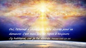Psaume 132.13-14