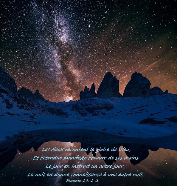 Michel blogue/Pourquoi Dieu ne répond-Il  pas tout de suite à nos demandes de prières?/ Psaume-19.1-2