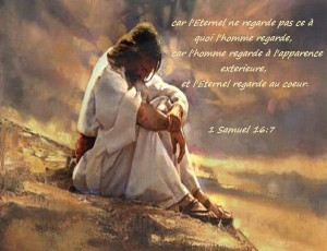 1 Samuel 16.7
